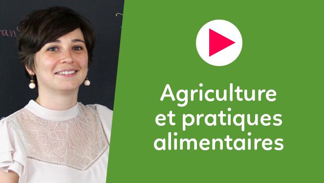 Agriculture et pratiques alimentaires