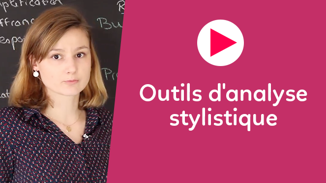 Outils d'analyse stylistique