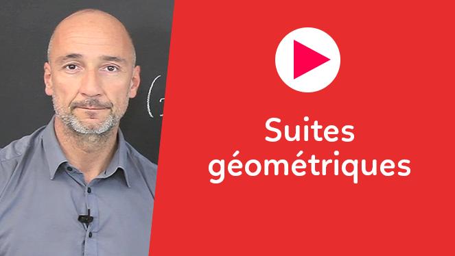 Suites géométriques
