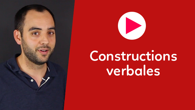 Constructions verbales