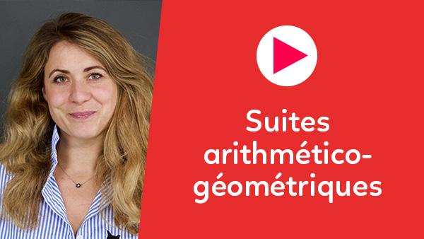 Suites arithmético-géométriques