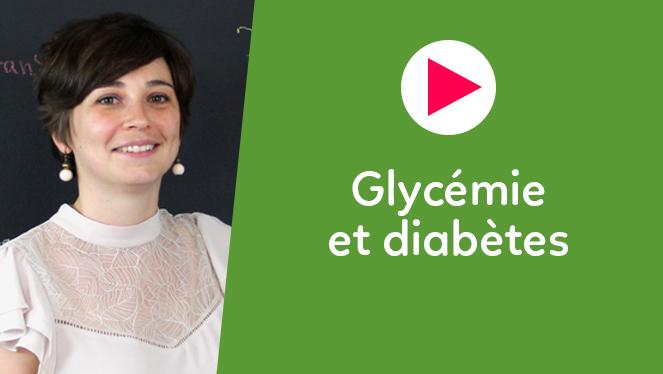 Glycémie et diabètes